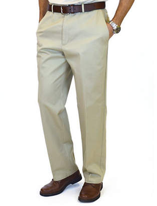 Haggar Big and Tall Work To Weekend Khaki Classic Fit