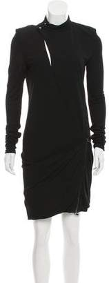 Gucci Structured Asymmetrical Dress