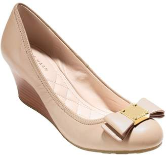 Cole Haan 'Tali Grand' Bow Wedge Pump