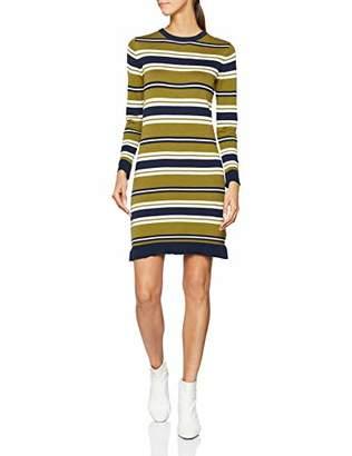 a1bb0412e0dd7b People Tree Peopletree Women s Dionne Pencil Striped Dress