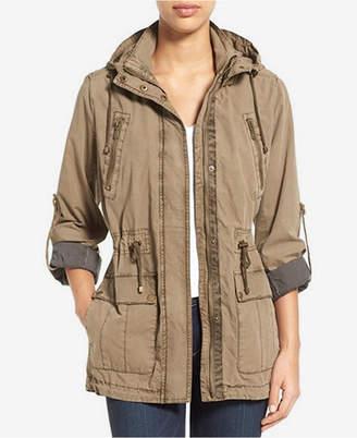 Levi's Hooded Utility Jacket