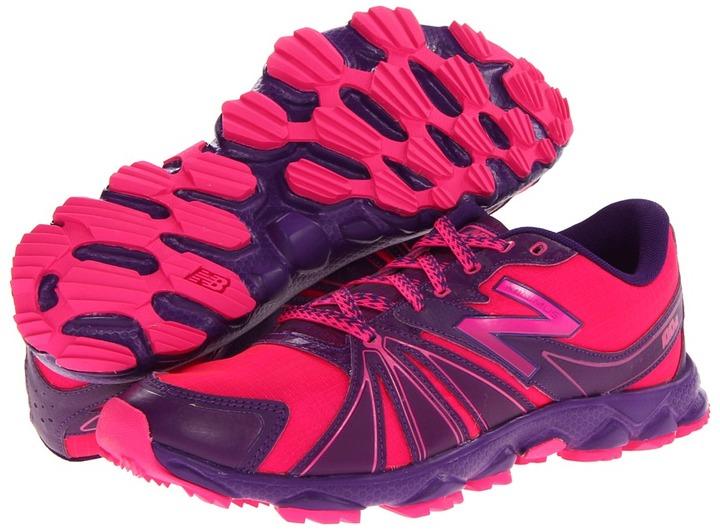 New Balance Kids - K1010 (Big Kid) (Purple/Pink) - Footwear