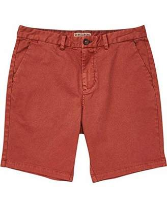 Billabong Men's New Order Wave Wash Short