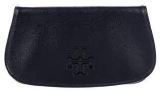 Tory Burch Patent Leather Amanda Clutch