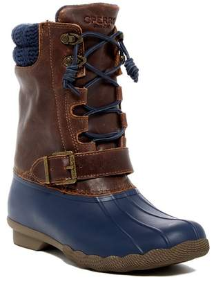 Sperry Saltwater Misty Waterproof Duck Boot