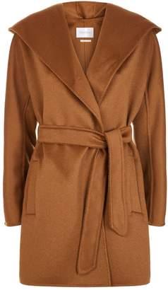 Max Mara Valdese Cashmere Wrap Coat