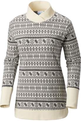 Columbia Holly-Peak Jacquard Sweater