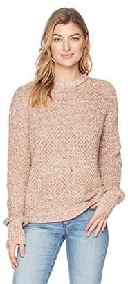 Ella Moss Women's V Neck Pullover