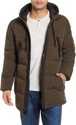 Andrew Marc Holden Down & Feather Parka