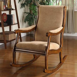 Loon Peak Berg Rocking Chair