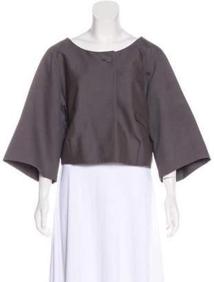 Chloé Woven Silk Jacket