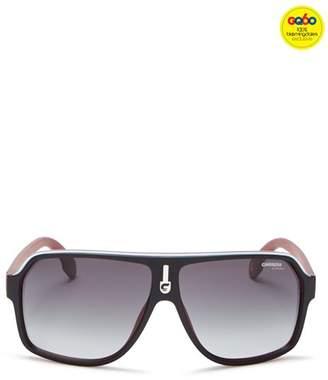 Carrera Men's Polarized Shield Sunglasses, 65mm - 100% Exclusive