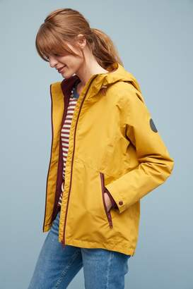 Next Womens Ochre Waterproof Jacket - Yellow