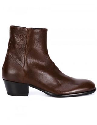Maison Margiela classic ankle boots $1,080 thestylecure.com