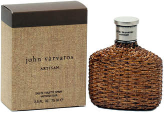 John Varvatos Men's 2.5Oz Artisan For Men Eau De Toilette Spray