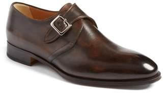 DiBianco Gallo Monk Strap Shoe