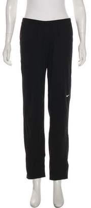 Nike Athletic Straight-Leg Pants