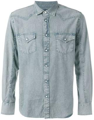 Jacob Cohen Western denim shirt