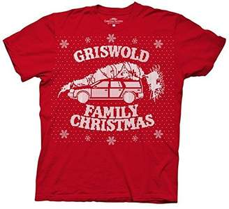 Ripple Junction Christmas Vacation Griswold Family Christmas Men's T-Shirt