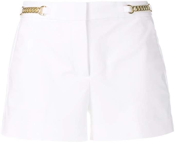 chain trim city shorts