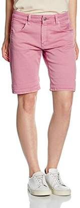 Cross Women's Shorts Green Grün (Olive 006)