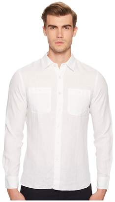 Todd Snyder Linen Two-Pocket Shirt Men's Clothing