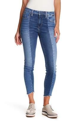 Mavi Jeans Tess Gold High Rise Super Skinny Jeans