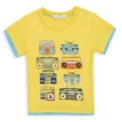 Little Marc Jacobs Baby Boy's Radio Cotton Tee