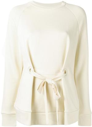 Joseph - belted blouse - women - Cotton - S