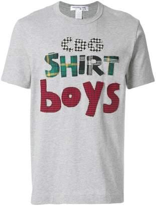 Comme des Garcons Boys Boys T-shirt