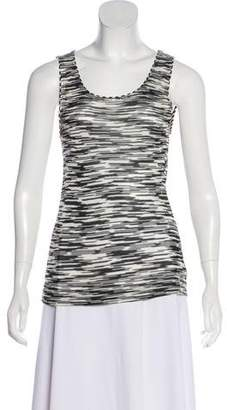 Missoni Knit Sleeveless Top