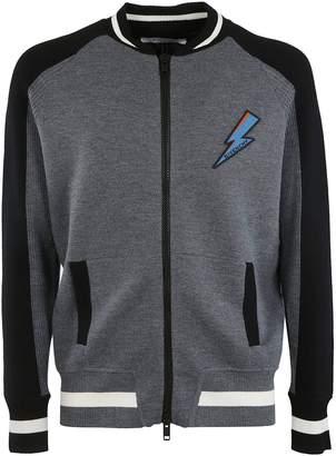 Givenchy Stripe Trim Jacket