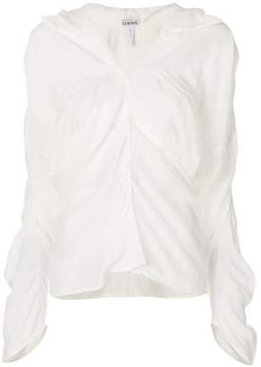 Loewe draped tunic shirt