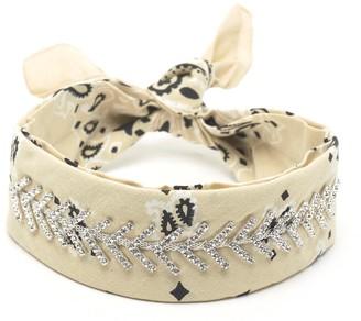Fallon monarch Diamante Chocker