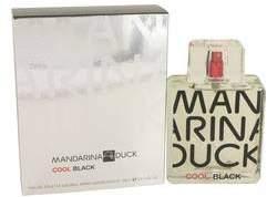 Mandarina Duck Cool Black Eau De Toilette Spray By