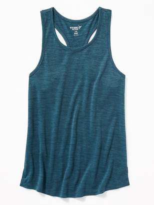 Old Navy Lightweight Go-Dry Cool Hi-Lo Hem Performance Tank for Girls