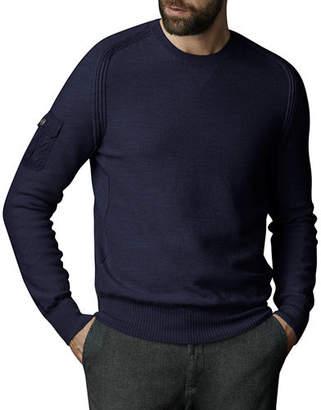 Canada Goose Men's Rutledge Crewneck Sweater with Pocket