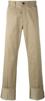 Gucci classic chinos