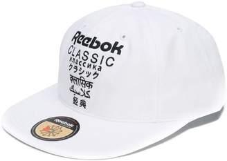 Reebok logo cap