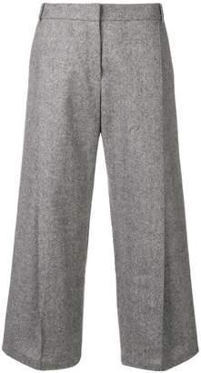 Barbara Bui wide leg cropped trousers