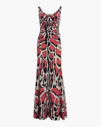 Roberto Cavalli Mookaite Jersey Dress