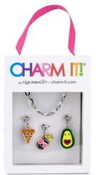 CHARM IT!® Yum Charm Bracelet Gift Set