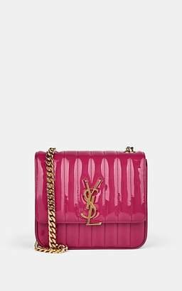9385a953b9d Saint Laurent Women's Monogram Vicky Medium Leather Chain Bag - Pink