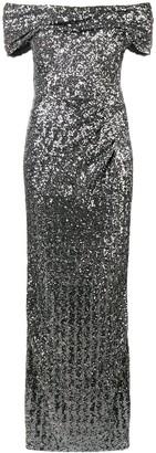 Dolce & Gabbana cocktail sequinned dress