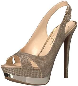 Jessica Simpson Women's Willey Heeled Sandal