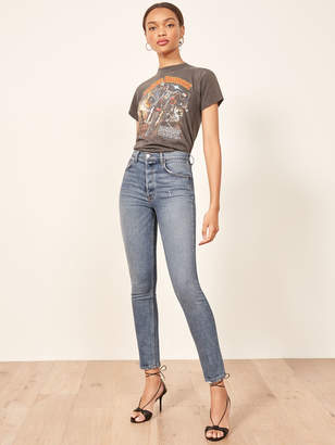 Reformation Serena High Skinny Jean