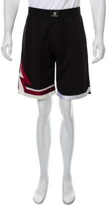 Givenchy Knee-Length Mesh Shorts