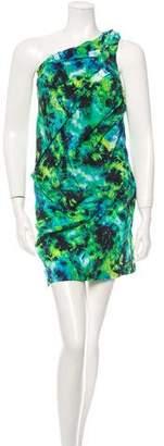 Under.ligne By Doo.ri Silk Dress