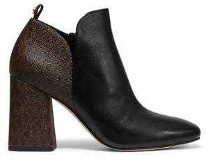 MICHAEL Michael Kors Dixon Leather Booties