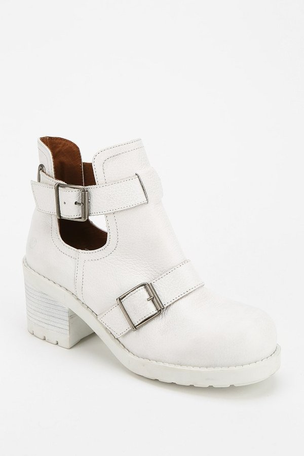Sixty Seven Sixtyseven Tyler Cutout Ankle Boot